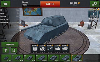 Tanks: Hard Armor 2 скриншот 1