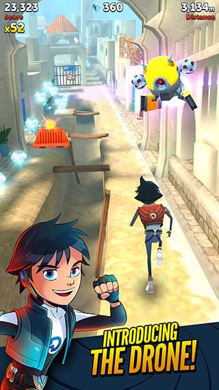 Agent Dash скриншот 2
