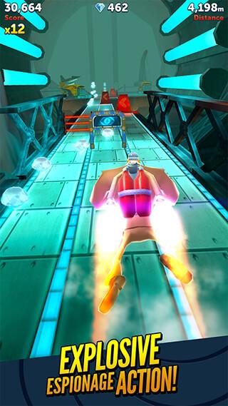 Agent Dash скриншот 3