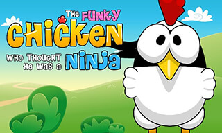 Ninja Chicken скриншот 1