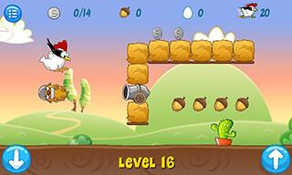 Ninja Chicken скриншот 3