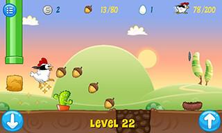 Ninja Chicken скриншот 4