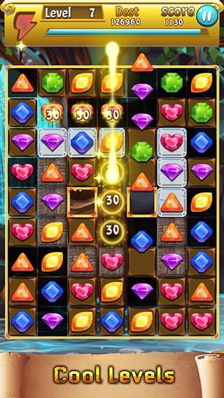 Jewels Trip скриншот 1
