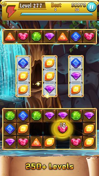 Jewels Trip скриншот 3