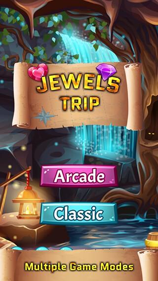 Jewels Trip скриншот 4