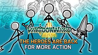 Cartoon Wars 2 скриншот 1