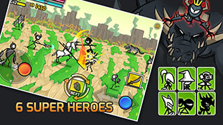 Cartoon Wars 2 скриншот 3
