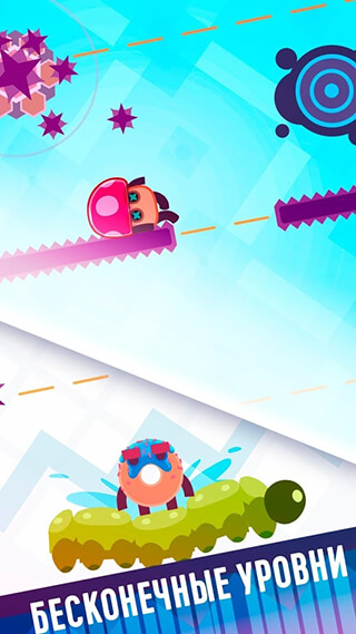 Tiny Bouncer скриншот 1