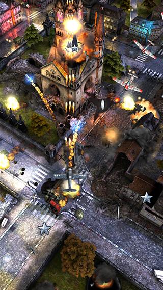 Air Attack 2 скриншот 1