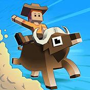 Rodeo Stampede: Sky Zoo Safari иконка
