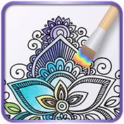 Mandala Coloring Book иконка