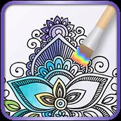 Mandala Coloring Book иконка