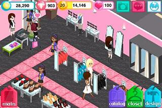 Fashion Story скриншот 2