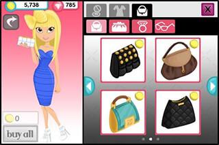 Fashion Story скриншот 3