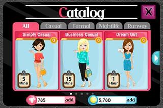 Fashion Story скриншот 4