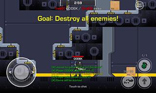 LOSTGUNS: 2D Online Shooter скриншот 2