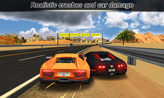City Racing Lite скриншот 3