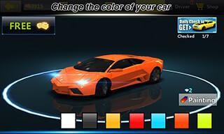 City Racing Lite скриншот 4
