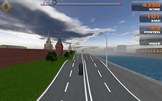 GraviTire 3D скриншот 2