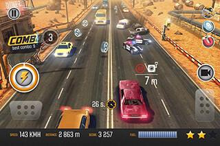 Road Racing: Traffic Driving скриншот 1