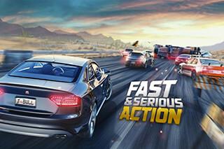 Road Racing: Traffic Driving скриншот 2