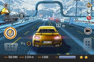 Road Racing: Traffic Driving скриншот 3