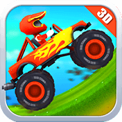 Hill Racing 3D: Uphill Rush иконка