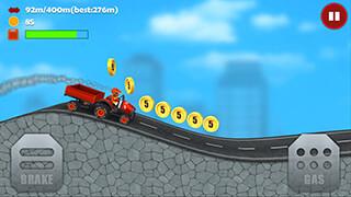 Hill Racing 3D: Uphill Rush скриншот 1
