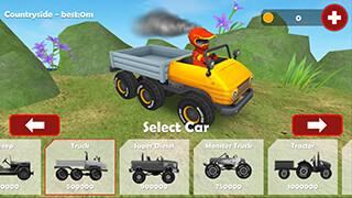 Hill Racing 3D: Uphill Rush скриншот 3