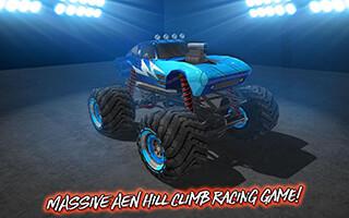 AEN Hill Climb Arena Racer скриншот 1