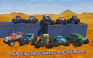 AEN Hill Climb Arena Racer скриншот 2
