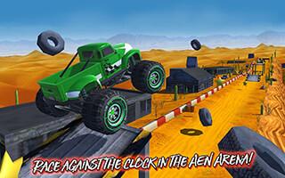 AEN Hill Climb Arena Racer скриншот 4