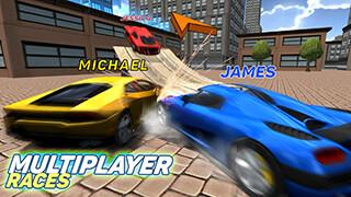 Multiplayer Driving Simulator скриншот 1
