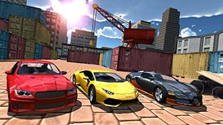 Multiplayer Driving Simulator скриншот 2