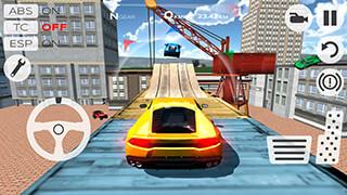 Multiplayer Driving Simulator скриншот 3