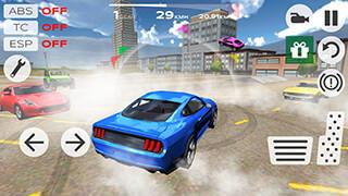 Multiplayer Driving Simulator скриншот 4