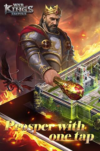 Empire: War of Kings скриншот 1