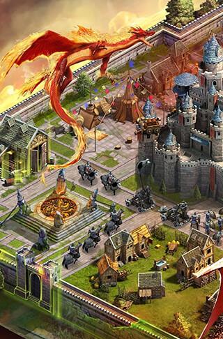 Empire: War of Kings скриншот 2