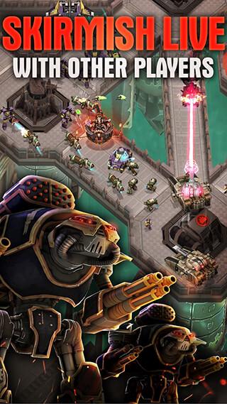 The Horus Heresy: Drop Assault скриншот 3
