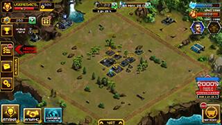 Alliance Wars: World Domination скриншот 3