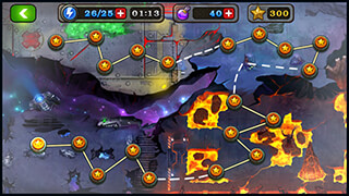 Tower Defense: Galaxy TD скриншот 1