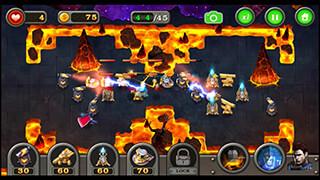 Tower Defense: Galaxy TD скриншот 2
