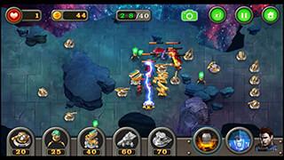 Tower Defense: Galaxy TD скриншот 4