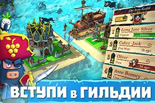 Plunder Pirates скриншот 2