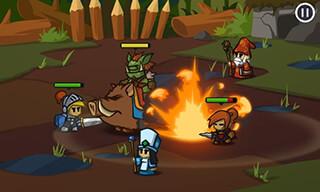Battleheart скриншот 1