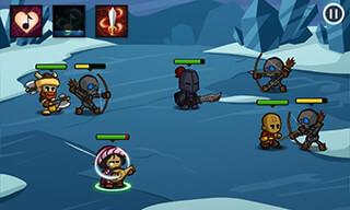 Battleheart скриншот 2