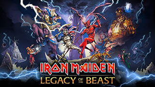 Iron Maiden: Legacy of the Beast скриншот 1