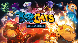 Tap Cats: Idle Warfare скриншот 1