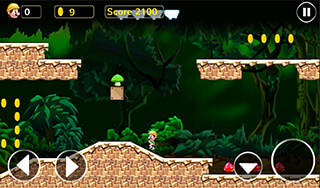 Super Platform Adventure скриншот 1