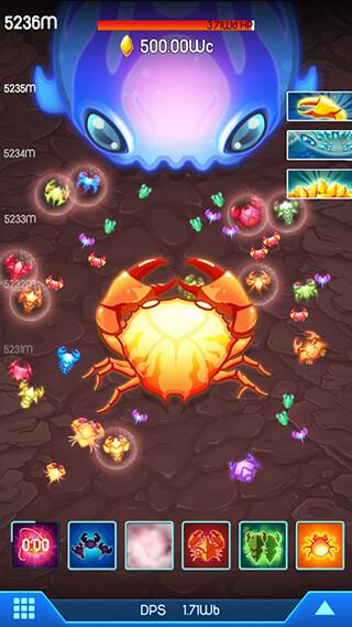 Crab War скриншот 2